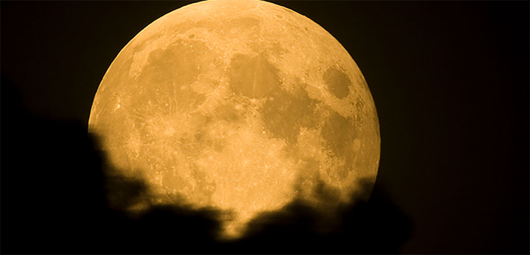 Slika: Posle 36 godina vraća se superkrvavi plavi Mesec