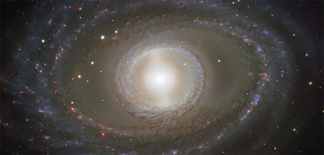 Slika: Srećna Nova iz dalekog svemira