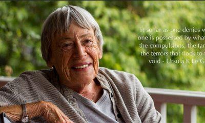 Preminula Ursula Le Guin