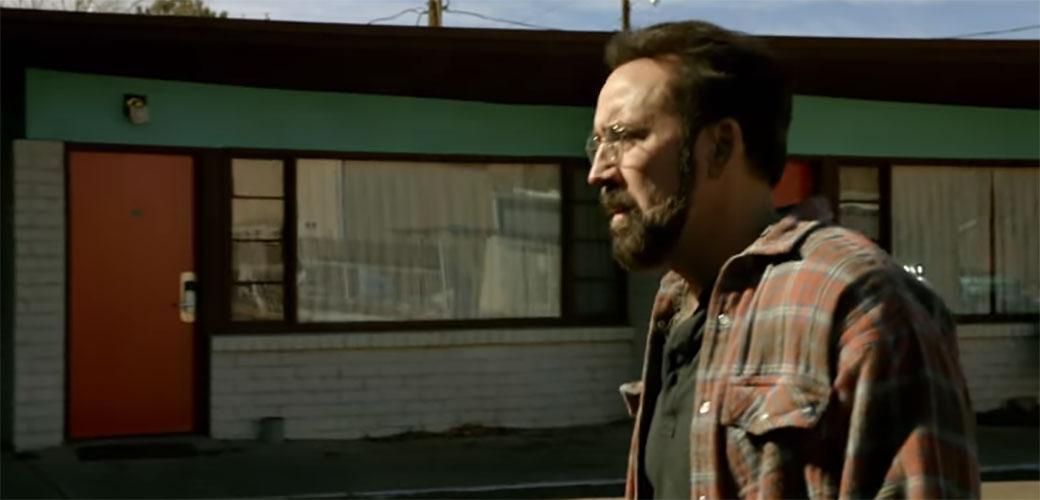 Slika: Nicolas Cage u trileru