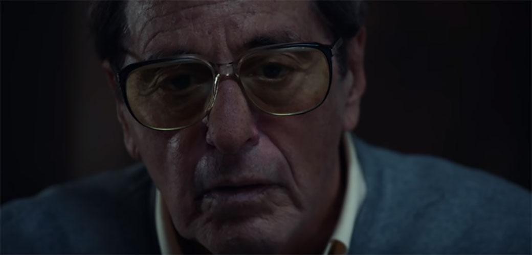 Al Pacino u filmu Paterno