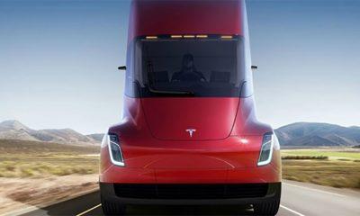 Teslin električni kamion stigao i u Evropu  %Post Title