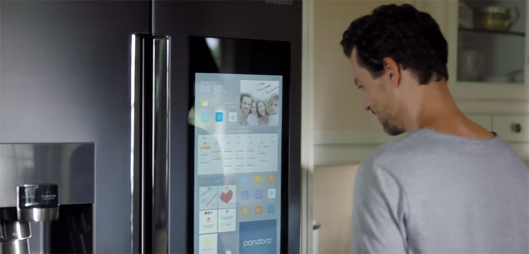 Slika: Frižider koji vam planira obroke