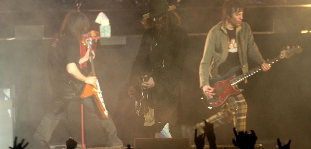Turneja Guns N 'Roses je četvrta najplaćenija u istoriji