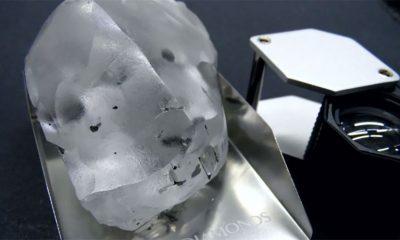 Otkriven peti najveći dijamant na svetu  %Post Title
