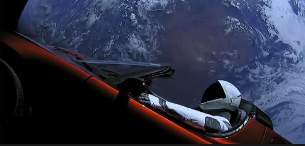 Slika: Elon Musk ućutkao sve koji misle da je Zemlja ravna