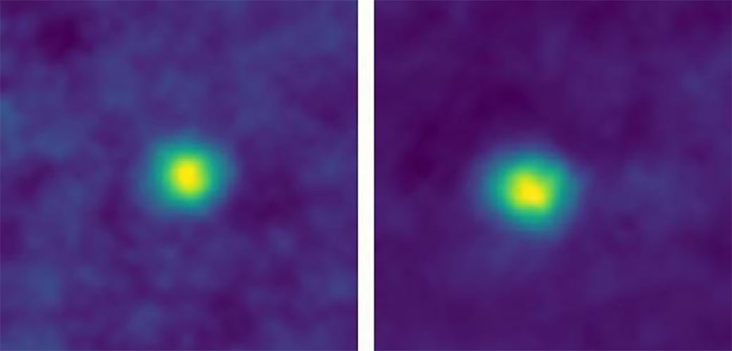 Ovo je slika Zemlje iz najveće udaljenosti IKAD