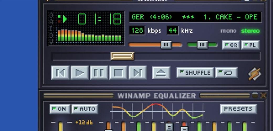 Winamp se vraća!