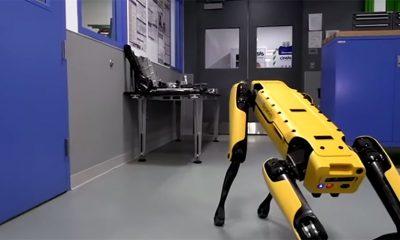 Ovo je najstrašniji video sa robotima do sada