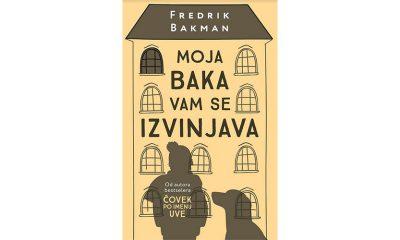 Novi roman autora svetskog bestselera Čovek po imenu Uve