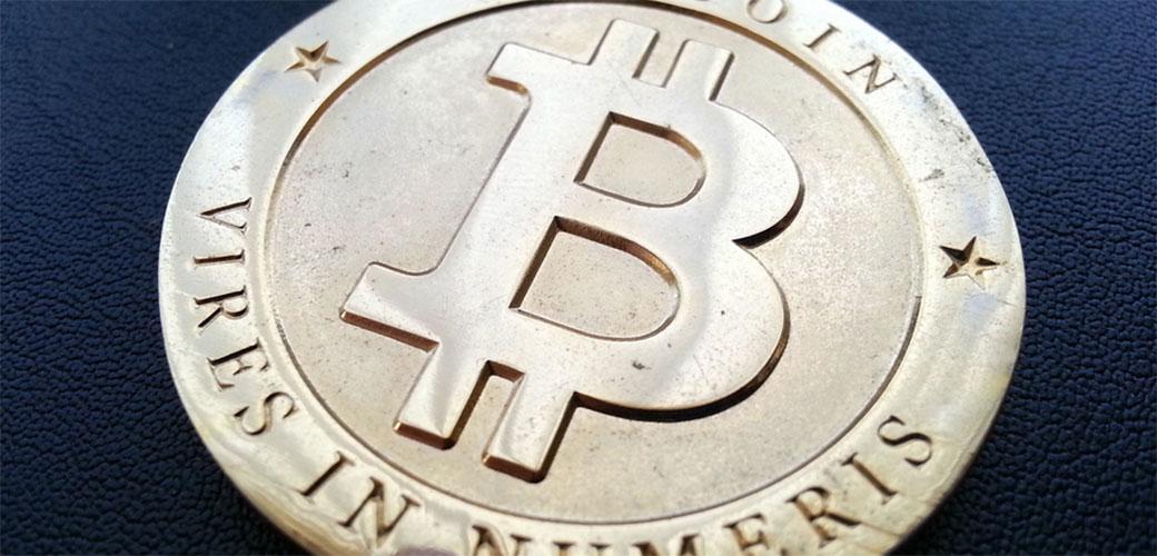 Bitcoin pada kao sekira