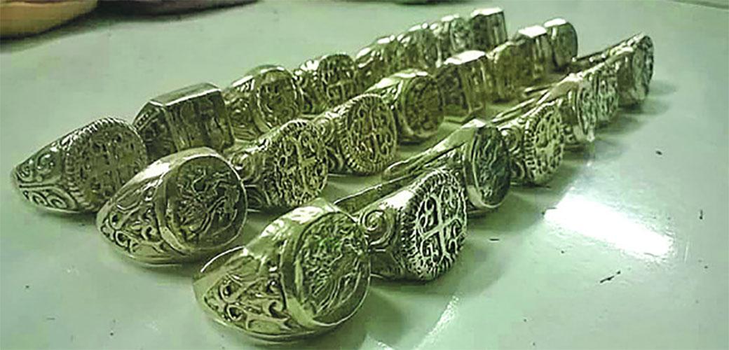 Momci iz Srbije prave nakit za Igru prestola