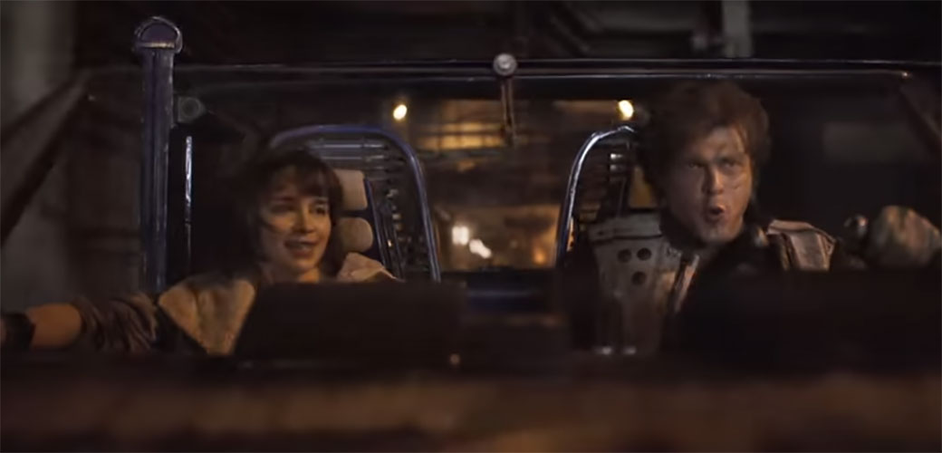 Slika: Prvi trailer za film – Solo: A Star Wars Story