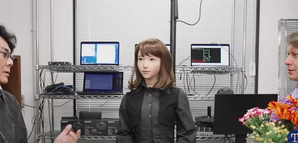 Roboti menjaju i TV lica