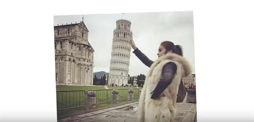 Turisti uvek prave iste fotke