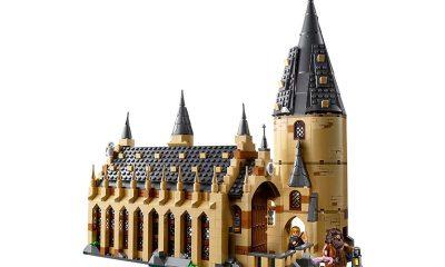 LEGO za sve koji vole Harry Pottera