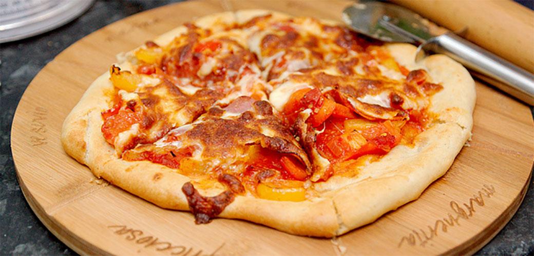 Pizza za doručak je bolja od pahuljica