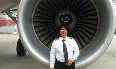Pilotkinja spasila 261 putnika  %Post Title