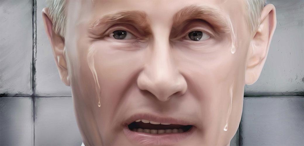 Putin, Trump i Kim Jong u šokantnoj kampanji