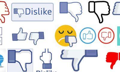 Facebook uvodi downvote taster