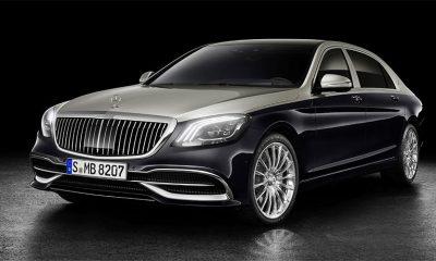 Mercedes predstavlja novi Maybach S-Class