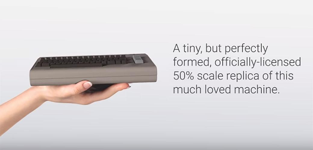 Commodore 64 se vraća