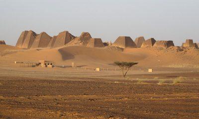 Sudanske piramide su luđe od onih u Egiptu