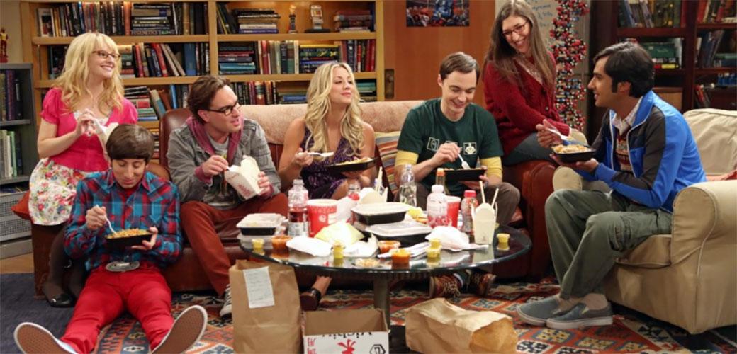 Bill Gates u  seriji The Big Bang Theory