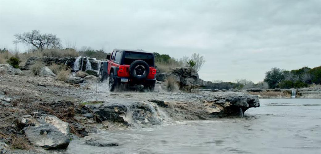 Jeep ima anti manifest