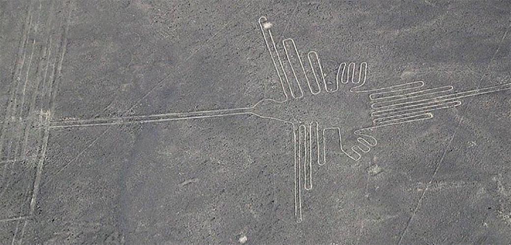 Kamiondžija oštetio dva milenijuma stare Nazca linije