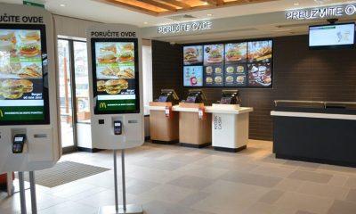McDonald's predstavio novi koncept u Srbiji