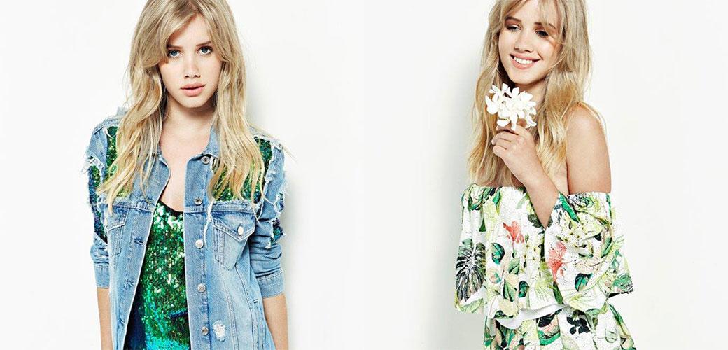 Guess Jeans za proleće / leto 2018