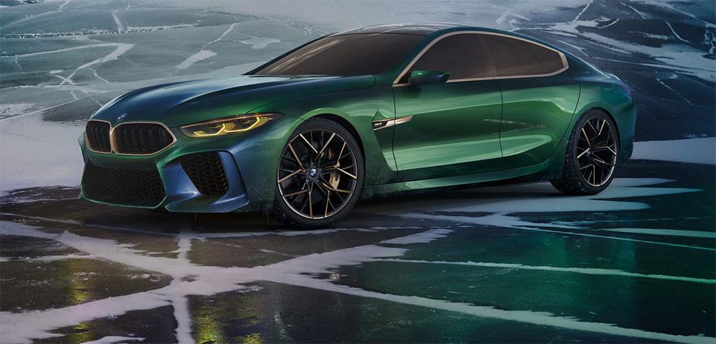 BMW predstavio M8 Gran Coupe Concept