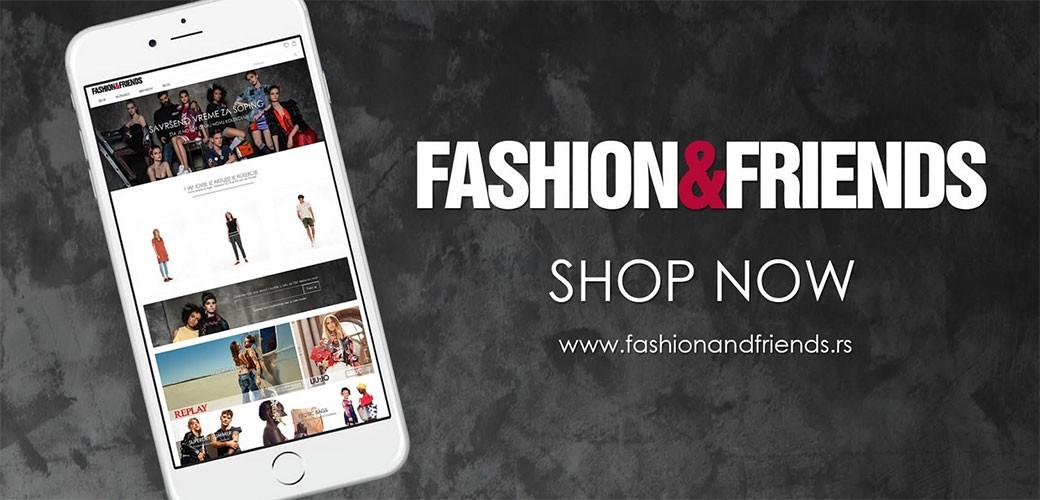 Lansiran Fashion&Friend online shop