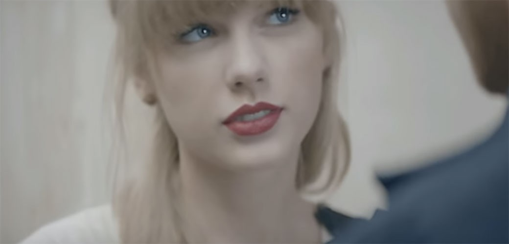 Taylor Swift ima novi spot