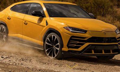 Svi žele Lamborghini džip