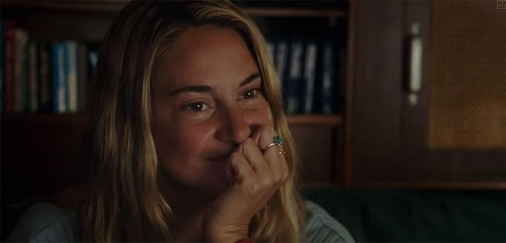 Shailene Woodley u filmu Adrift