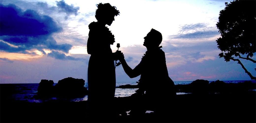 Gde zaprositi devojku?