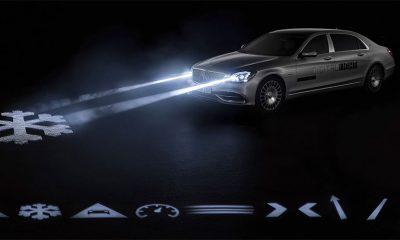 Mercedes-Maybach ima revolucionarna svetla