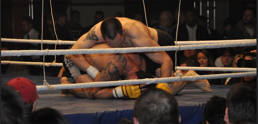 MMA borbe: Dva najveća morona IKAD