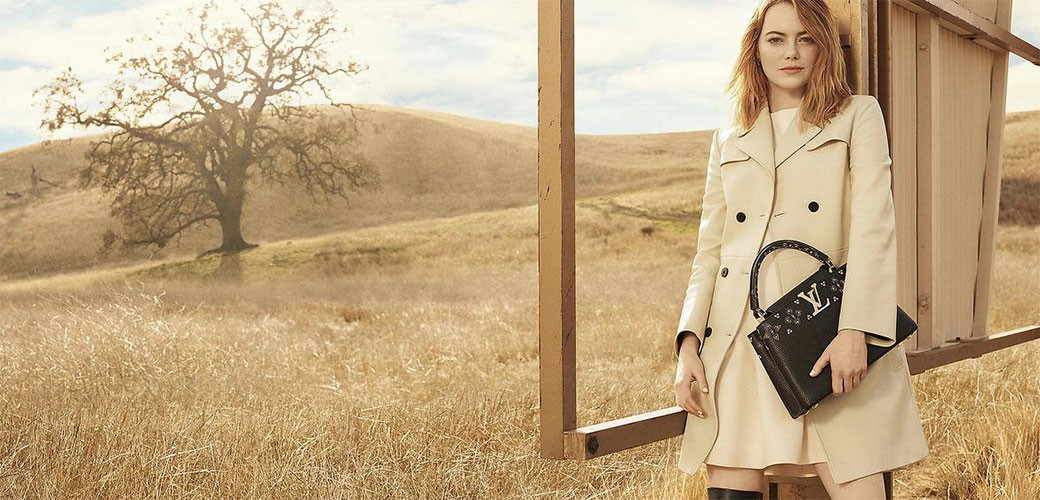 Emma Stone za Louis Vuitton