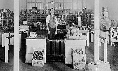 Gde je bio prvi supermarket u Srbiji?