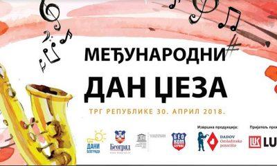 Međunarodni dan džeza: Veliki koncert na Trgu Tepublike  %Post Title