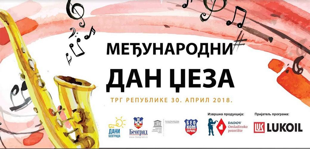 Međunarodni dan džeza: Veliki koncert na Trgu Tepublike