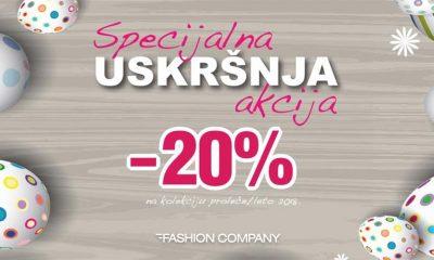 Fashion Company: Specijalna uskršnja akcija  %Post Title