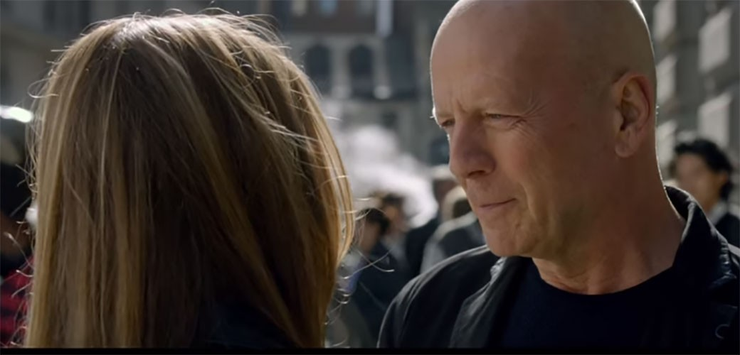 Bruce Willis u filmu Death Wish