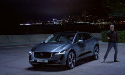 Vrlo tiha reklama za električni Jaguar