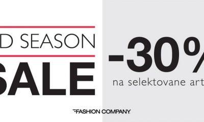 Modno proleće u prodavnicama Fashion Company