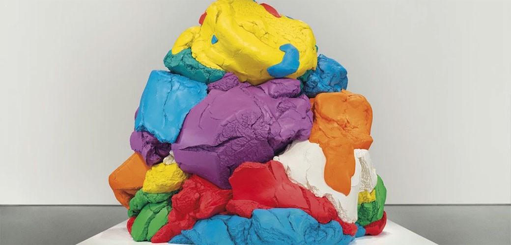 Play-Doh Skulptura