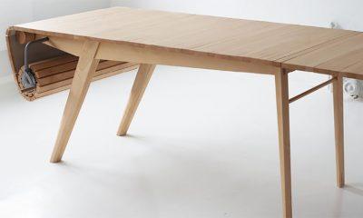 Praktičan sto na izvlačenje